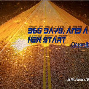 Nic Pannie'r @Druckbank-Music 365 Days and a new Start_Crosswalk-Mix