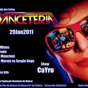 Sam Drade Danceteria Mixtape*