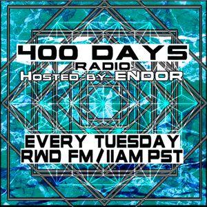400 Days Radio #17 - Jan. 12, 2016