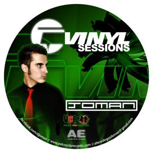 Vinyl Sessions - Mixed by Joman