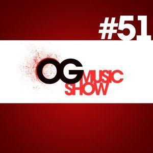 Oscar Garcia - OG Music Show #51 (Set 30 04 2014)