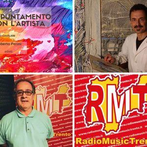 Appuntamento con l'Artista: Roberto Perini