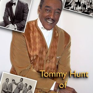 The Live Conversation Show With Tommy Hunt