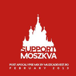 Post Apocalypse Mix - February 2013 (filling the 30 days without Moszkva Cafe Oradea)