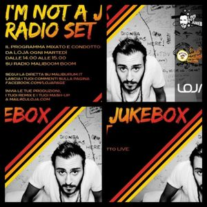I'M NOT A JUKEBOX radio-set Official podcast ( 09/04/2013)