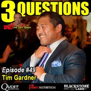 episode 49: IFBB/NPC Promoter and Judge Tim Gardner