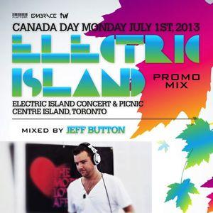 JB066 - Electric Island Promo Mix (2013)