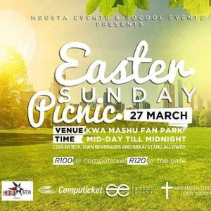 #FillUpThePicnic2703 ActivationMix by DjSpice_TiffanyRecords #MbustaEvents_SoCoolEvents