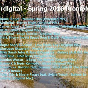 Airdigital - Spring 2016 PromoMix