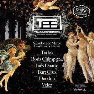 Duodub [David Rodrigues & Tone Hettmann] | TEE 2nd Spring Celebration [12|03|2016]