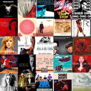101.7 the Beach: Radio Hits - NON-STOP MIX: November 2013