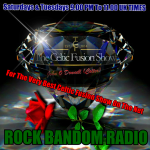 The Celtic Fusion Show Rock Bandom RadioTuesday 15th December 2015.