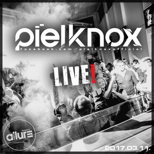 Piel Knox - Club Allure 2017.03.11. LIVE @ Club Allure