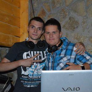 Dj Romelo vs Dj NaRcIsS & Sergio West(West Sound Deejays)-Bamboo Outdoor Club Valiug Rec.