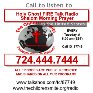 Shalom Morning Prayer 09-29-15
