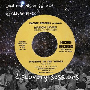 discovery sessions #50 - 20/1-18