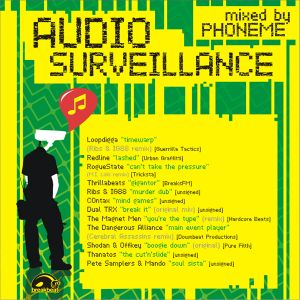 Phoneme - Audio Surveillance mix [2008]