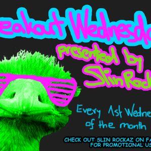 Freakout Wednesdaze July 2012 by Slin Rockaz