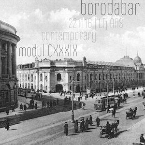 LTJ ANS–contemporary.modul CXXXVIII / 15.11.16 at borodabar