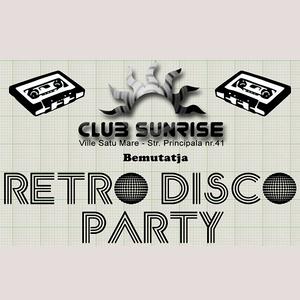 RETRO DISCO PARTY - Live REC @ Club Sunrise (VSM) 24-11-2012 [by King B.]