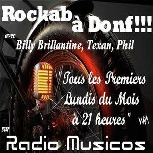 Rockab à Donf Decembre 2015