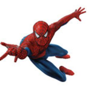 E58: Spiderman shooting webs from his butt