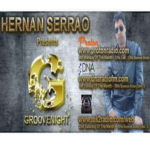 GROOVENIGHT Episode 345 By HERNAN SERRAO - Part 1&2