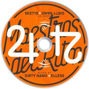 Maestros del Ritmo vol 24 - Official Mix by Dirty Nano and Elless