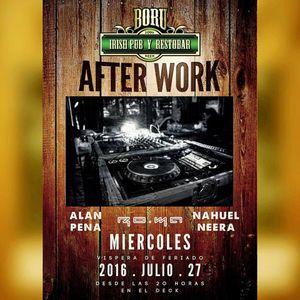 2016.07.27-Ro.Ma-After Work@Boru Irish Pub-Trelew