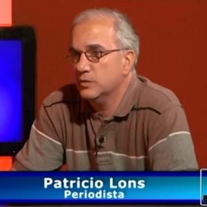 Patricio Lons (Historiador, Periodista) La Usina