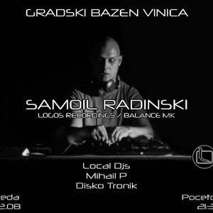 Disko Tronik - Gradski Bazen Vinica 2 Aug 2017