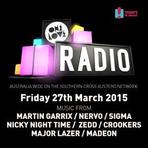 onelove radio 27th March 2015 by Onelove Radio | Mixcloud