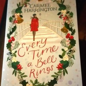 Carmel Harrington talks to Fiona Kenny about her new book Every Time A Bell Rings