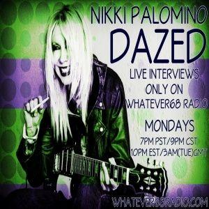 Dazed Radio Show Recorded Live 4.13.15