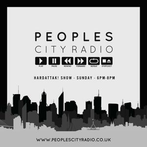 Dave Shann - The HardAttak! Show on peoplescityradio.co.uk 27/09/2015