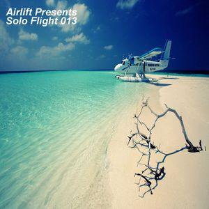 AirLift Presents Solo Flight 013 Summer Mix