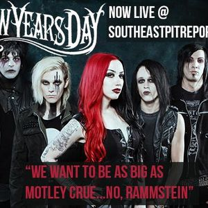 Straight Out The Pit Episode 44: New Years Day