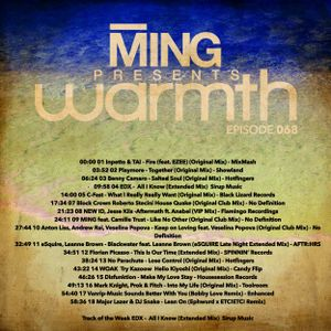 MING Presents Warmth 068