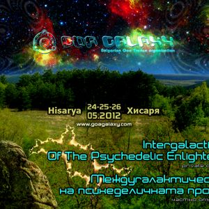 Witness To The Nagual - Have A Nice Trip (Intergalactic Days Of The Psychedelic Enlightenment 2012)