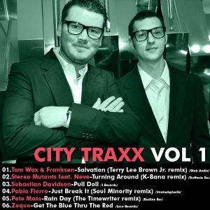 Decks In The City - City Mix 1
