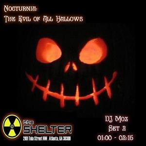 DJ Moz - Nocturnia Halloween Set 2