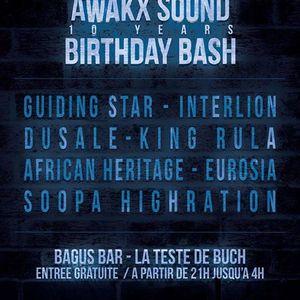 Awakx BBash @BAGUS BAR 10/06/2017 Part 2