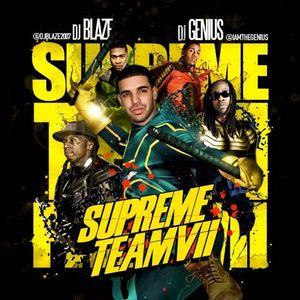 DJ Genius & DJ Blaze - Supreme Team 7-2011