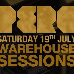 Richie Moulton - PERC Warehouse Session - July '14