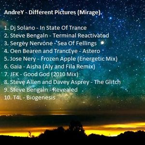 AndreY - Different Pictures (Mirage)