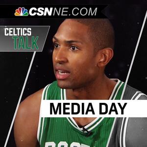 Celtics Talk Media Day Interviews: Al Horford