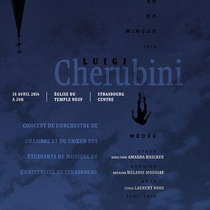 Luigi Cherubini (1760-1842) : Médée — finale du dernier acte