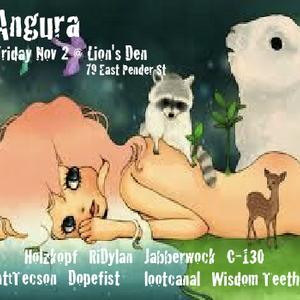 jabberwock - live @ Angura Nov. 2 2012