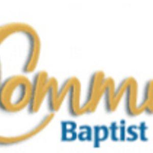 "Service/Sermon: ""Communicating Christ"" - Audio"