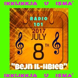 BEJN IL-HBIEB  08-07-2017